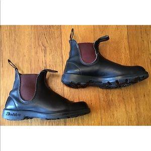 Blundstone Original 500 Dark Stout Brown Boots W8